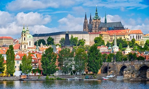 History buffs may want to allow an entire day to take everything in at the Prague Castle complex.