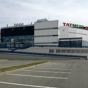 """Ледовый дворец спорта """"Татнефть Арена"""" - многофункциональный концертно-спортивный комплекс"""