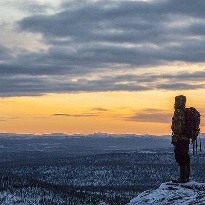 Breathtaking #fell #landscape, photo by P. Turunen