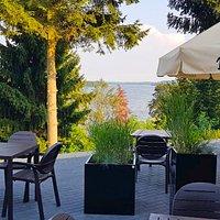 Restauracja Veranda Jezioro Lubie