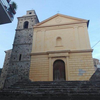 Fronte della Chiesa