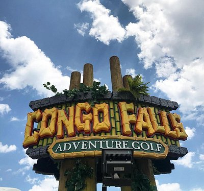 Congo Falls - Margate