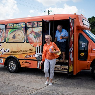Cajun Food Tours - The most fun thing to do in Lafayette, LA. Let's go eat