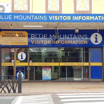 Blue Mountains Visitor Information Katoomba