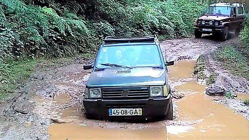 Off-Road in São Jorge