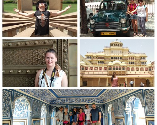 Pink City Guide