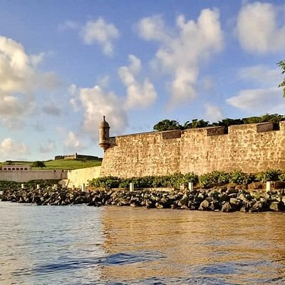 Try our Walking tour in old san juan by boat or van and welcome to Puerto Rico.