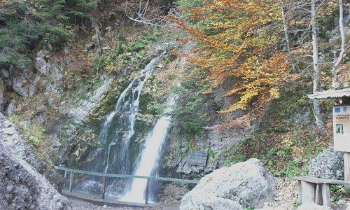 Urlătoarea Waterfall