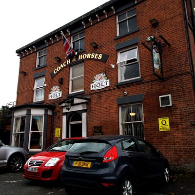 Coach & Horses, Whitefield