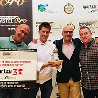 Premio al mejor bar de pintxos de Euskal Herria ( Octubre 2018 )