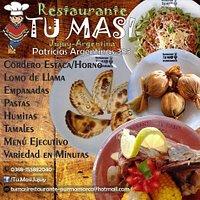 Dentro de nuestra carta podrás encontrar platos tradicionales y regionales.