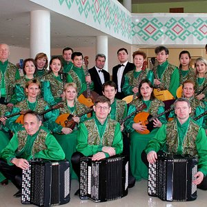 Оркестр руских народных музыкальных инструментов