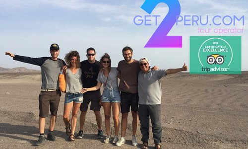 Nice German group Michael, Julia, Felix, Sarah and Marius thank you for choosing get2peru com