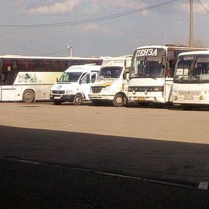Автовокзал в Пензе