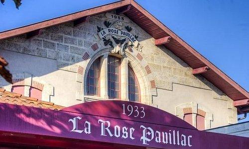 La Rose Pauillac depuis 1933