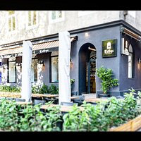 Tethys Café Restaurant Bar
