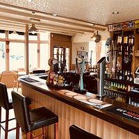 Interior of Bar Area