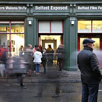 Belfast Exposed - Front of Building...