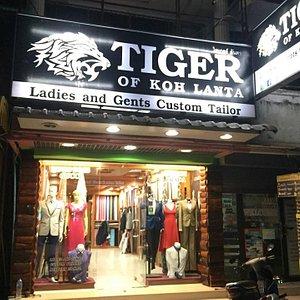 Tiger of Koh Lanta