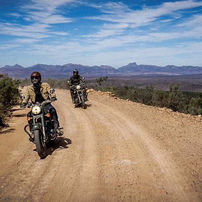 On the road of South Africa