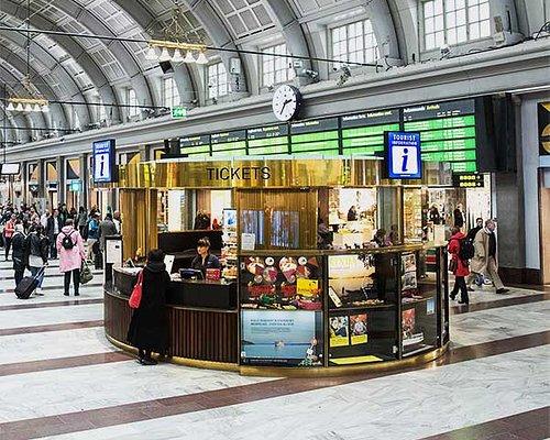 Stockholm Info Central Station