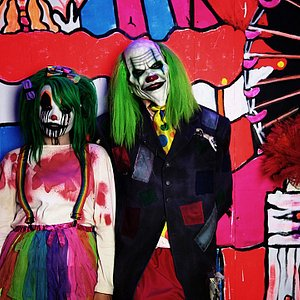 Sprinkles The Clown & Trixie @ The Haunted Farm