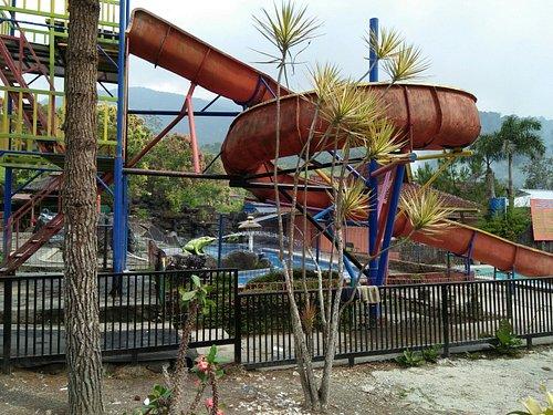 Wisata hot spring Walini