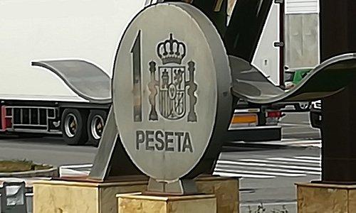 Homenaje a la Peseta