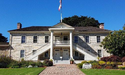 Colton Hall Museum