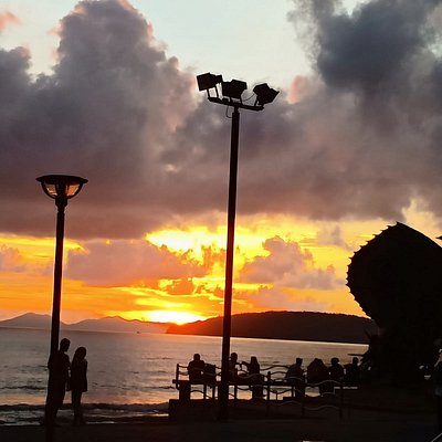 New Life Massage: almost opposite the Ao Nang Beach Swordfish Sculpture