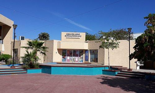 espacio ubicado a un costado del Museo Regional de Antropología e Historia de B.C.S.