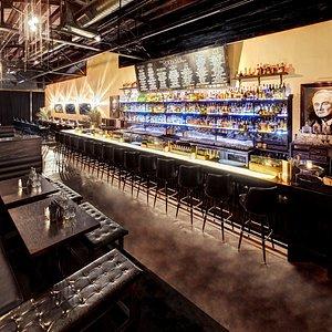 Downstairs Bar & Dining Room (dark)