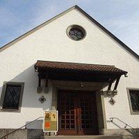 Eglise St-Jean à Fribourg (vieille ville)