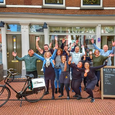Multicultural Bike Tour (for foodies!)