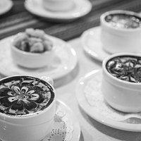 """Фирменный кофе - """"Кезлев къавеси"""" ( вкуснейший кофе с домашними сливками)"""