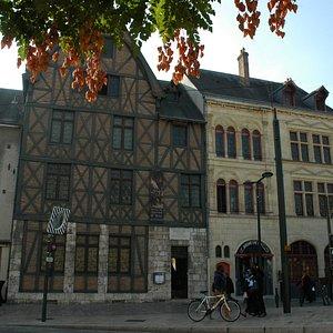 Дом Жанны д'Арк