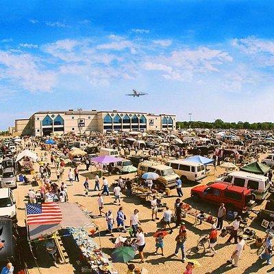 Wolff's Flea Market - Rosemont
