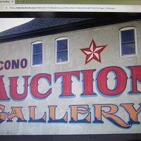 THE POCONO AUCTION GALLERY POCONO SUMMIT