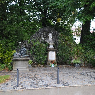 King Ludwig II Monument, Murnau-am-Staffelsee