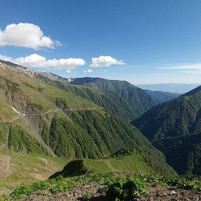 Bros MTB tours - Mountain Biking tours in Caucasus Georgia.