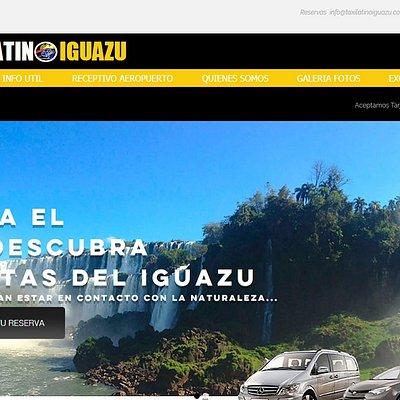 www.taxilatinoiguazu.com asistencia en online las 24 Hs