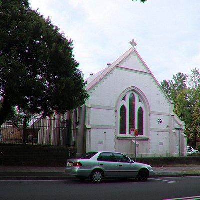 The attractive church