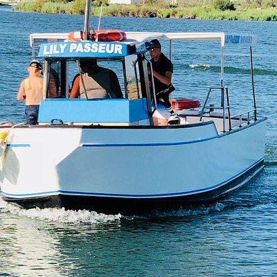 Bateau Lily Passeur