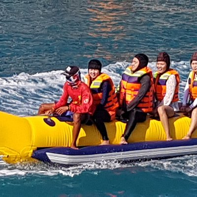 Odyssey watersport . naik banana boat