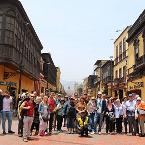 Join our owesome free walking tour in Lima