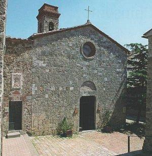 Propositura di San Michele Arcangelo a Chiusdino