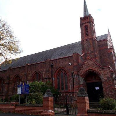 St Hilda's Church, Prestwich