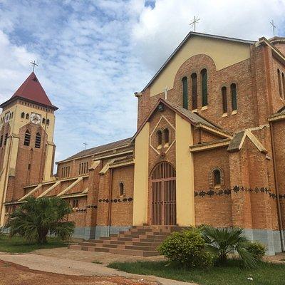 La plus grande cathédrale du pays