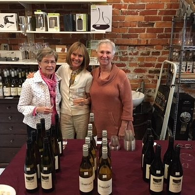 October Second Friday Wine & Cheese Tasting Event