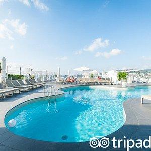 Pool at the Marina Playa Hotel & Apartments